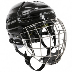 Bauer RE-AKT 100 Combo casco per hockey - Senior