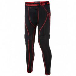 Warrior Nutt Hutt Compression larghi pantaloni con conchiglia per hockey - Youth