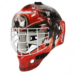 "Bauer NME Street Star Wars ""Darth Vader"" casco portiere per hockey - Youth"