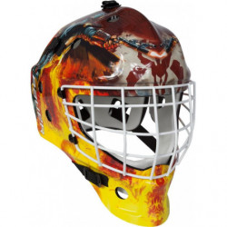 "Bauer NME Street Star Wars ""Boba Fett"" casco portiere per hockey - Youth"
