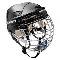Bauer 4500 combo casco Hockey con reja - Senior