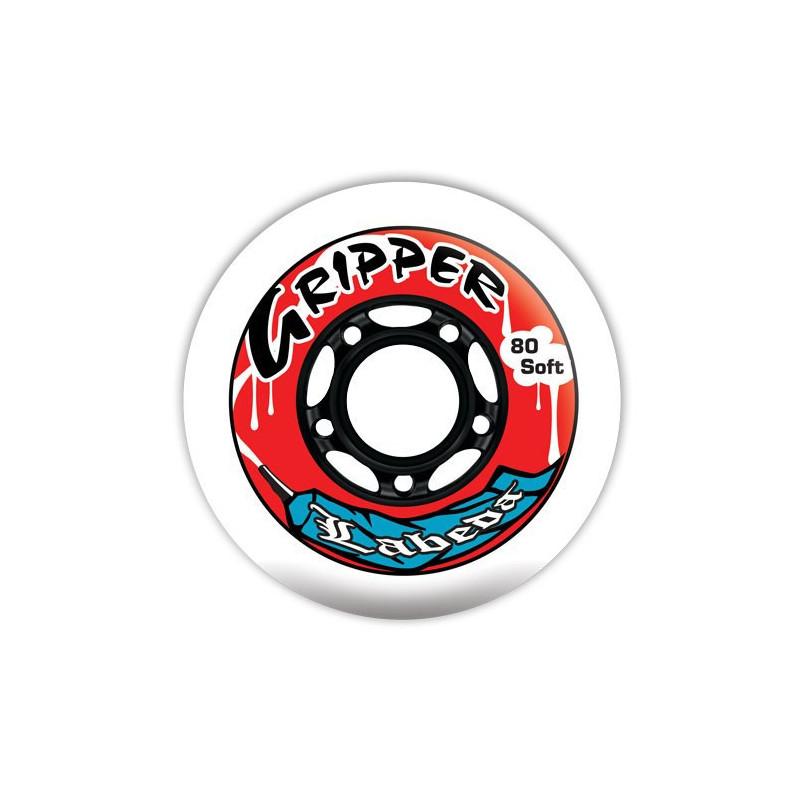 LABEDA Gripper Soft ruedas hockey línea