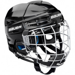 Bauer Prodigy combo casco hockey con reja - Youth