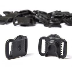 Hebillas de plástico para el casco Bauer Prodigy