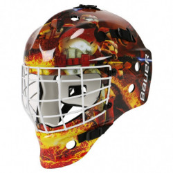 "Bauer NME Street Star Wars ""Troopers"" casco portiere per hockey - Youth"