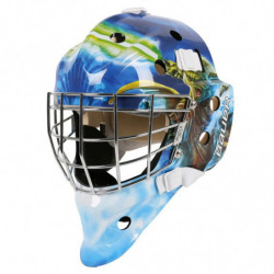 "Bauer NME 3 Star Wars ""Yoda"" casco portiere per hockey - Junior"