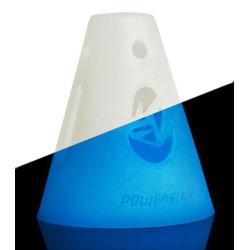 Powerslide freeskating glow cones