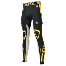 Elite larghi pantaloni con conchiglia per hockey - Senior