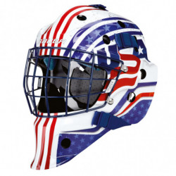 Bauer street goal mask casco portiere per hockey - Youth
