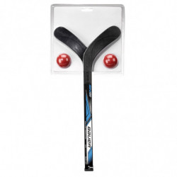 Bauer mini stick de hockey set