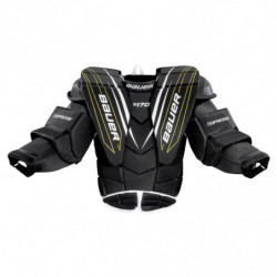 Bauer Supreme S170 Peto Portero de hockey - Junior