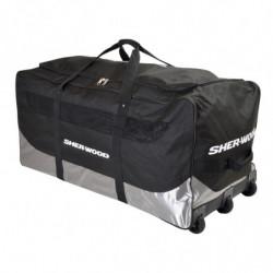 Sherwood GS650 Bolsa hockey de portero con ruedas - Senior