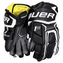 Bauer Supreme 1S Senior guante hockey hielo/linea - '17 Model