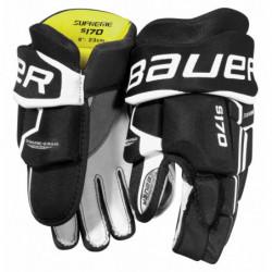 Bauer Supreme 170 Senior guantes en hockey - '17 Model