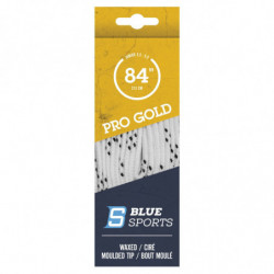 Blue Sports Gold Cordones encerados