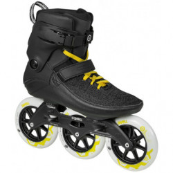 Powerslide Swell Trinity Black City 125 patines fitness - Senior