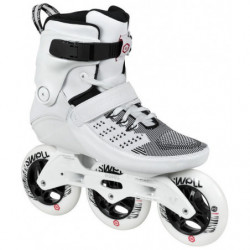 Powerslide Swell Trinity Ultra White 110 patines fitness - Senior