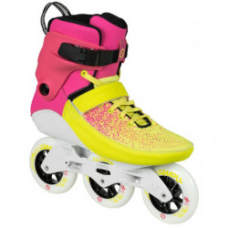 Powerslide Swell Trinity Multicolor Flare 100 patines fitness - Senior