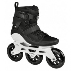 Powerslide Swell Black 110 SPC-165 patines fitness - Senior
