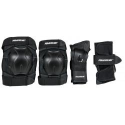 Powerslide Standard set de la protección - Senior