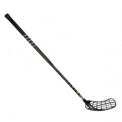 Salming Hawk PowerLite Oval KickZone bastone per floorball - Junior