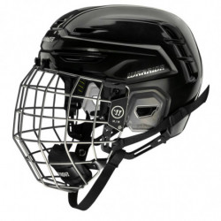 Warrior Alpha ONE Combo casco per hockey - Senior