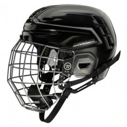 Warrior Alpha ONE PRO Combo casco per hockey - Senior