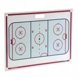 Berio Pizarra Tactica hockey entrenador -  71 x 51cm