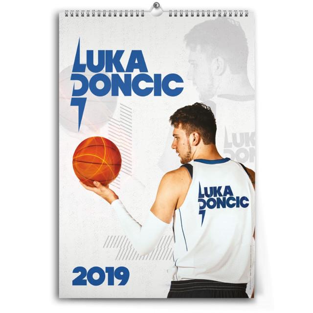 Calendar Luka Dončić LD7