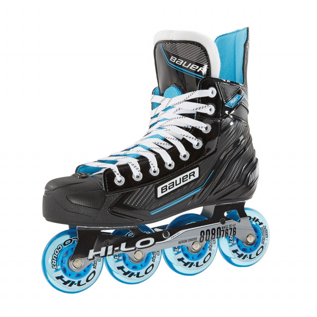Bauer RSX inline hockey patines inline - Junior