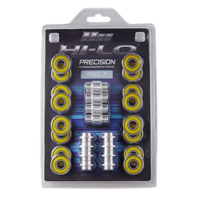 HI-LO ABEC 7 608 Cojinetes/rodamientos de patines línea