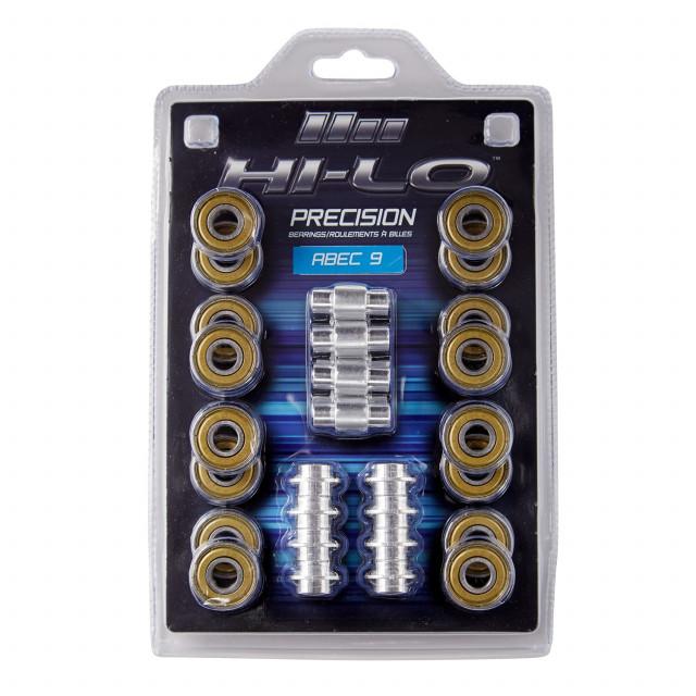 HI-LO ABEC 9 608 Cojinetes/rodamientos de patines línea