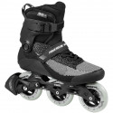 Powerslide Swell lite black 100 patines fitness - Senior