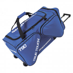 Wheeled hockey bags