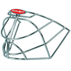 Hockey goalie cages