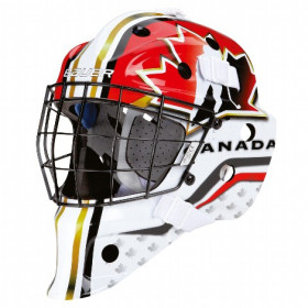 Street hockey goalie masks